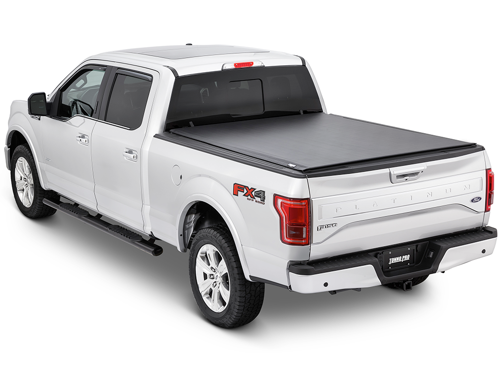 2009 2018 Ford F150 Tonno Pro Lo Roll Roll Up Tonneau