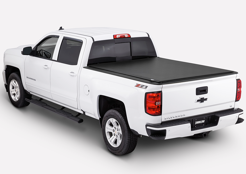 2014 2018 Chevrolet Silverado Tonno Pro Lo Roll Roll Up