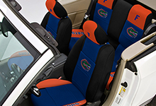 Collegiate Seat Covers