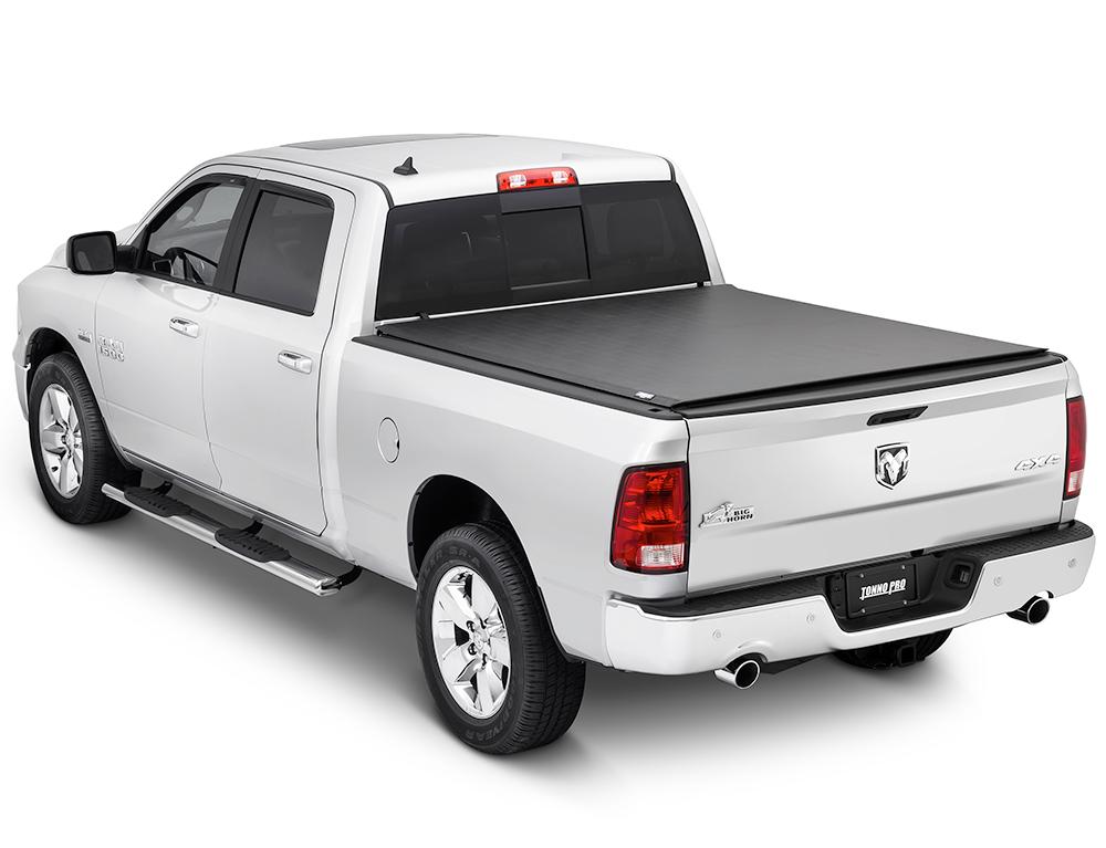 2009 2018 Dodge Ram Tonno Pro Lo Roll Roll Up Tonneau