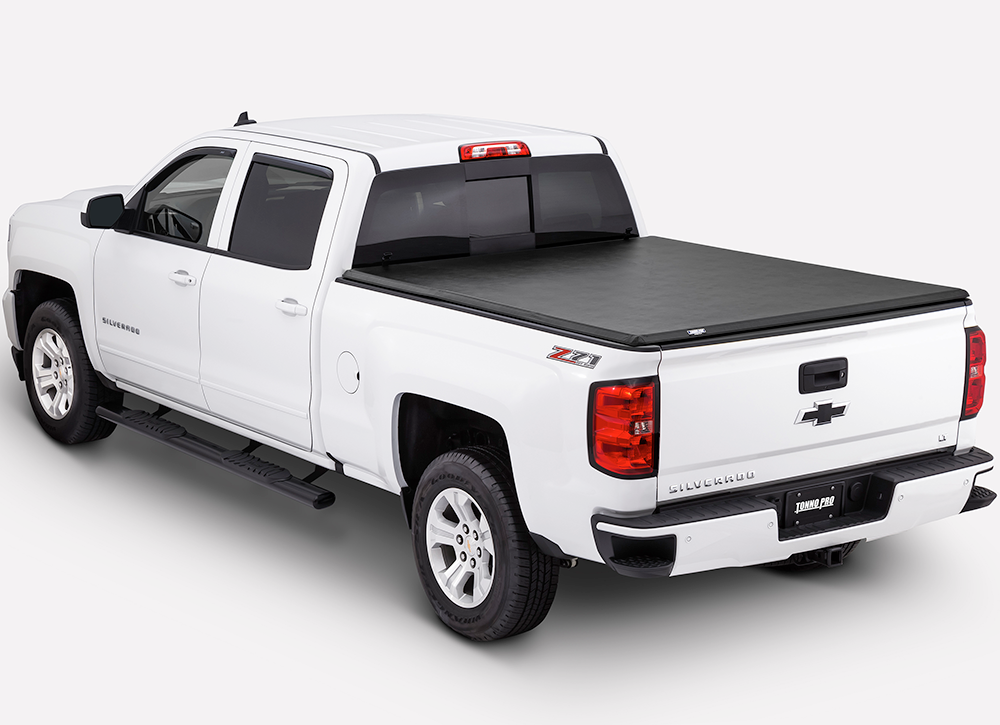 2015 - 2020 Chevrolet Colorado Tonno Pro Hard Fold Tonneau ...