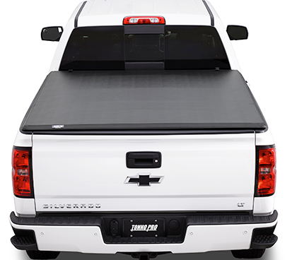 2014 2018 Chevrolet Silverado Tonno Pro Tri Fold Tonneau Cover